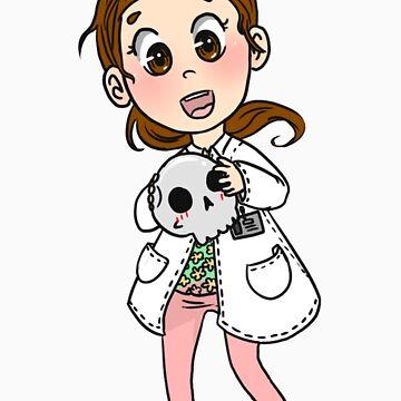 Molly Hooper by doctorwhoatson