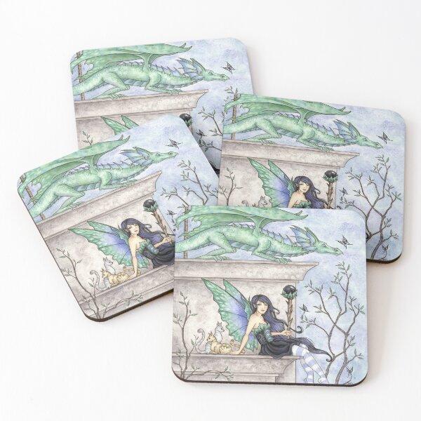 Wind Watchers Coasters (Set of 4)