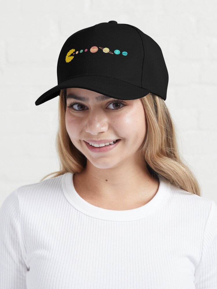 Alternate view of Solar System GAME OVER - Pixel Sun Eating All Planets of our Solar System Cap