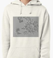 abstract color Pullover Hoodie