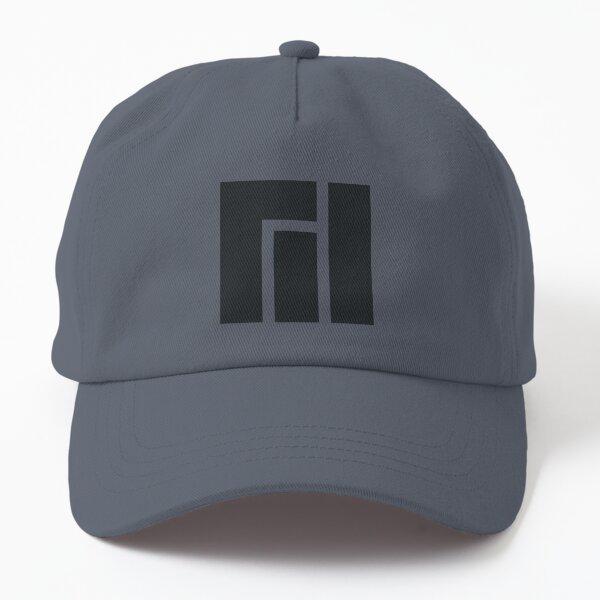 Manjaro Linux Distribution Logo - Light and Ultra Dark Green Dad Hat