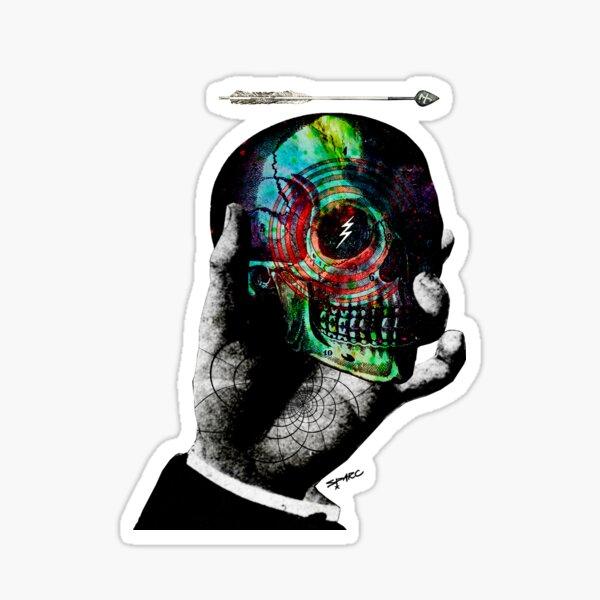 In Hand Sticker