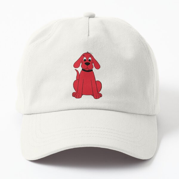 Clifford The Big Red Dog Dad Hat