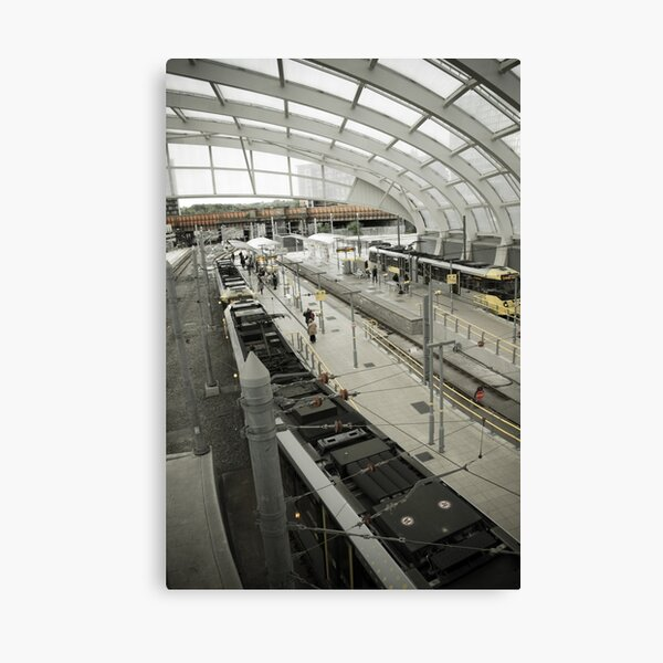 Manchester Victoria Station III Canvas Print