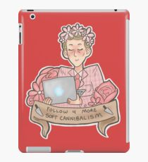 Soft Cannibalism iPad Case/Skin
