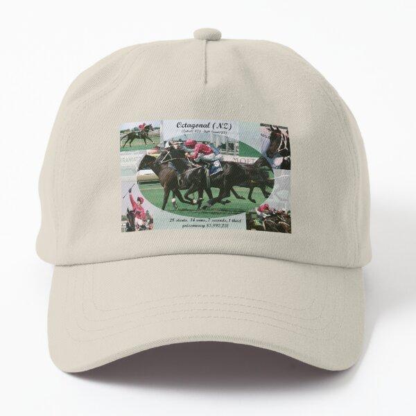 Octagonal career tribute Dad Hat