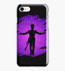 Purple Rain - Prince  iPhone Case/Skin
