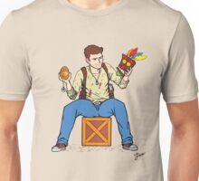 Nathan Drake - The Relics Hunter Unisex T-Shirt