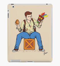 Nathan Drake - The Relics Hunter iPad Case/Skin