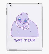 Take it Easy iPad Case/Skin