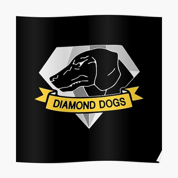 Diamond Dogs Poster