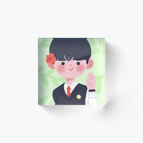 VIXX Hakyeon Royal Azalea Boy Meme Acrylic Block