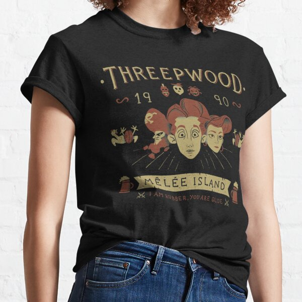 Pirates Time Camiseta clásica