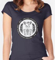 Mia aim album merchandise Women's Fitted Scoop T-Shirt
