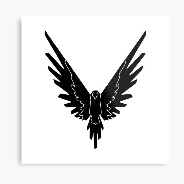 Best Selling - Logan Paul Maverick Merchandise Metal Print