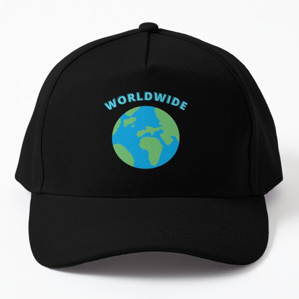 Worldwide Baseball Cap