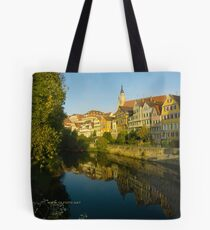 Postcard from Tübingen, Germany Tote Bag