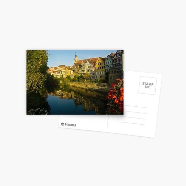Postcard from Tübingen, Germany Postcard