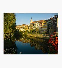 Postcard from Tübingen, Germany Photographic Print