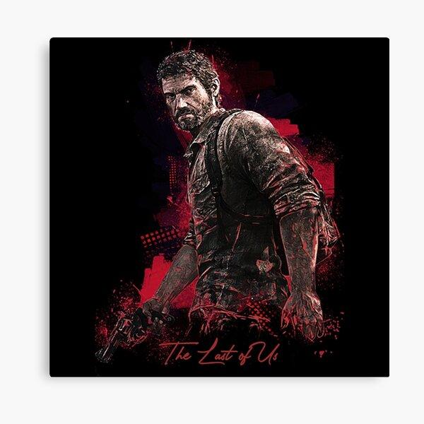 Joel The Last of Us  Canvas Print
