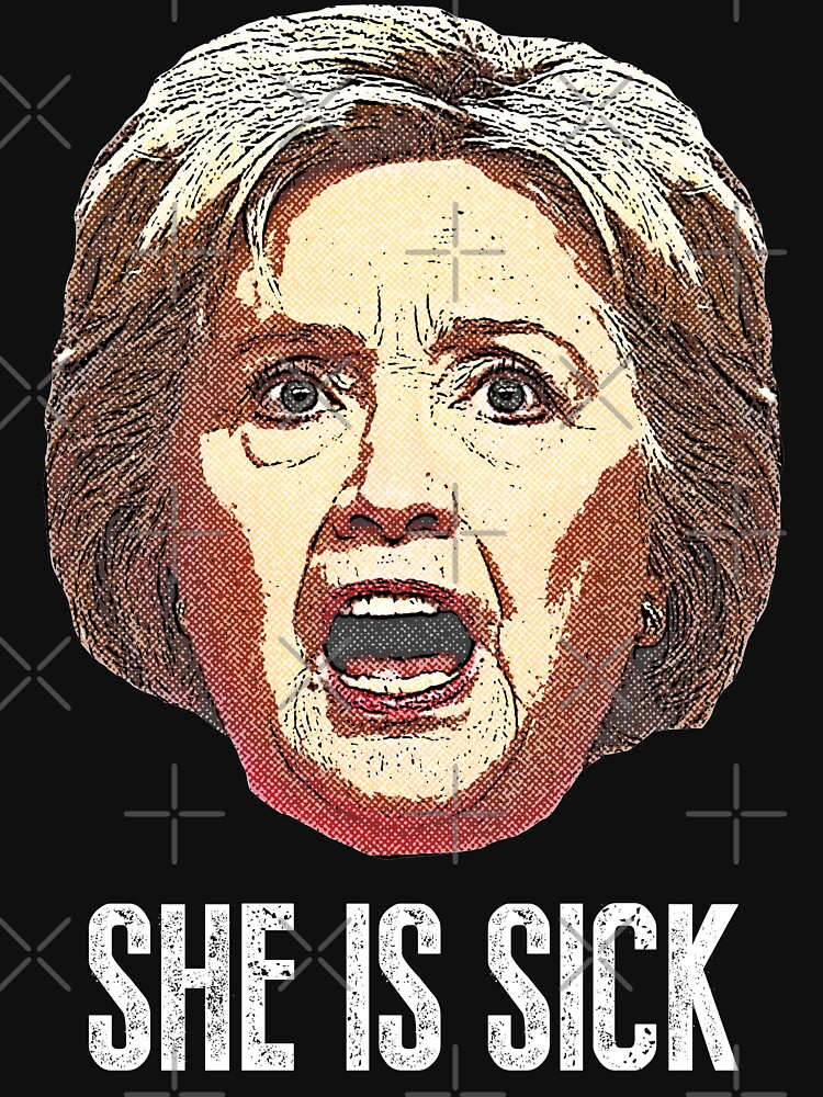 Hillary Clinton Is Sick by morningdance