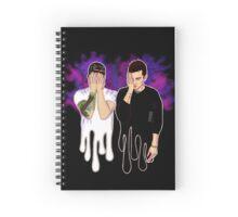 Twenty One Pilots  Spiral Notebook