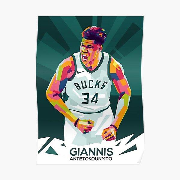 green goat 34 Poster