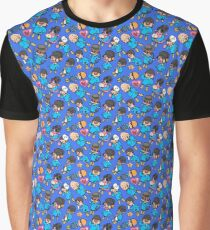 TF2 kiddies BLU Graphic T-Shirt