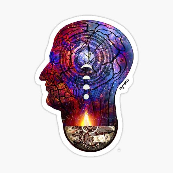 Within Us Sticker