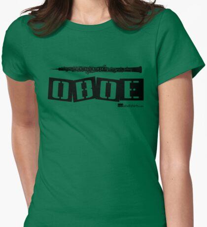 Label Me An Oboe (Black Lettering) T-Shirt