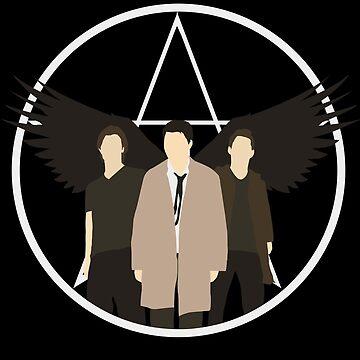 Supernatural: Always Together by declin93
