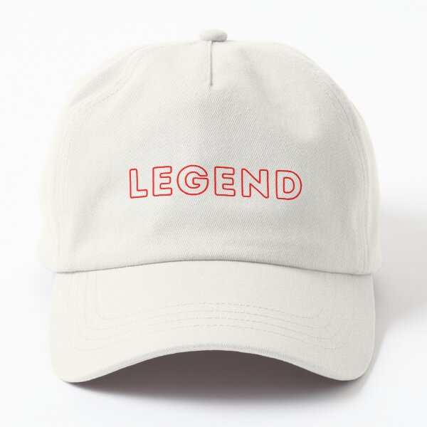 Born To be a LEGEND Dad Hat