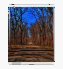 Forest Drive iPad Case/Skin