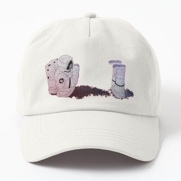 Chainsaw Man Darkness Devil Astronaut Dad Hat