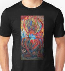 The True Black Widow by Darryl Kravitz T-Shirt
