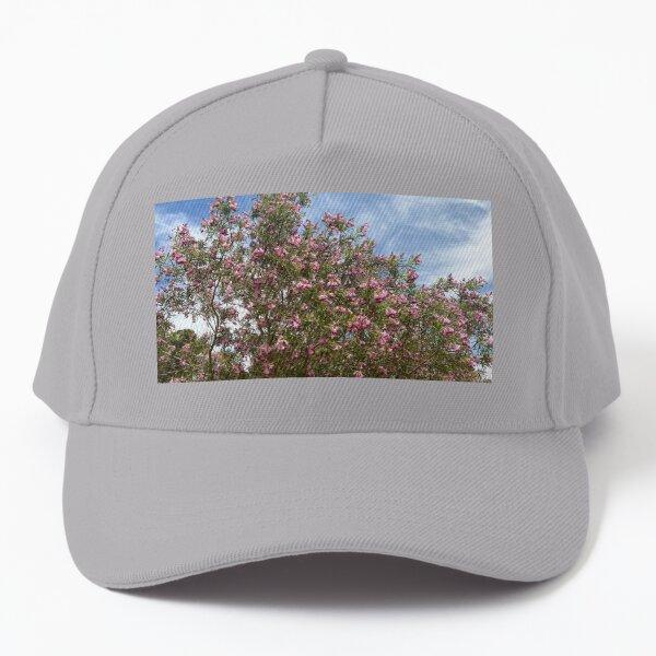 Desert Willow In Bloom Baseball Cap