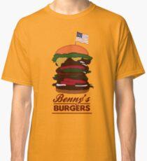Camiseta clásica Benny's Burgers
