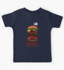 Benny's Burgers Kids Tee