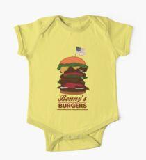Benny's Burgers Kids Clothes