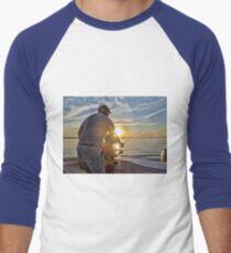 Fishermen Men's Baseball ¾ T-Shirt