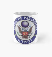 Bureau of Paranormal Activity Mug