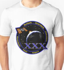 Expedition 30 Mission Patch T-Shirt