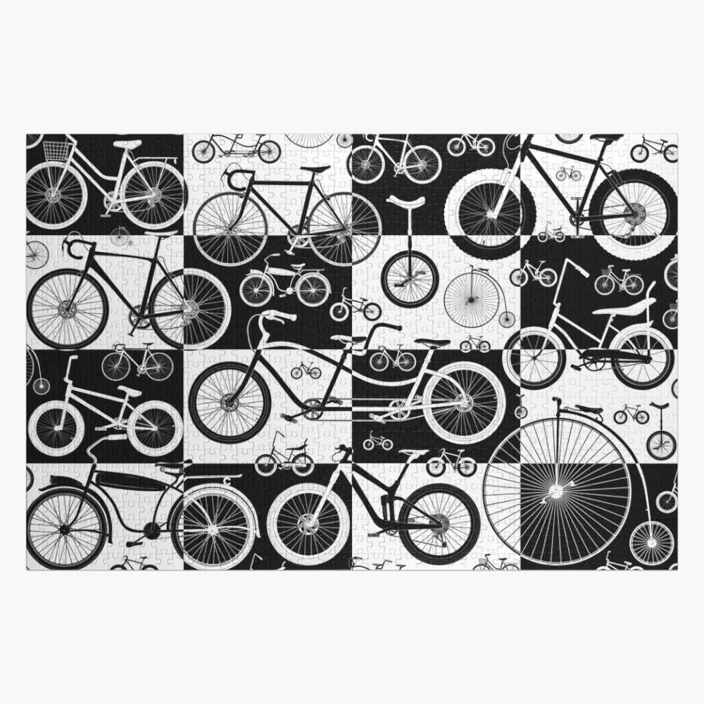 Fat Tire Bike Jigsaw Puzzle