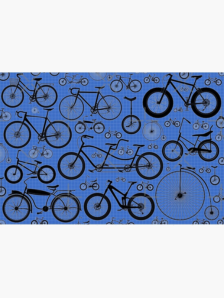 Tandem Bicycle by wanderingfools