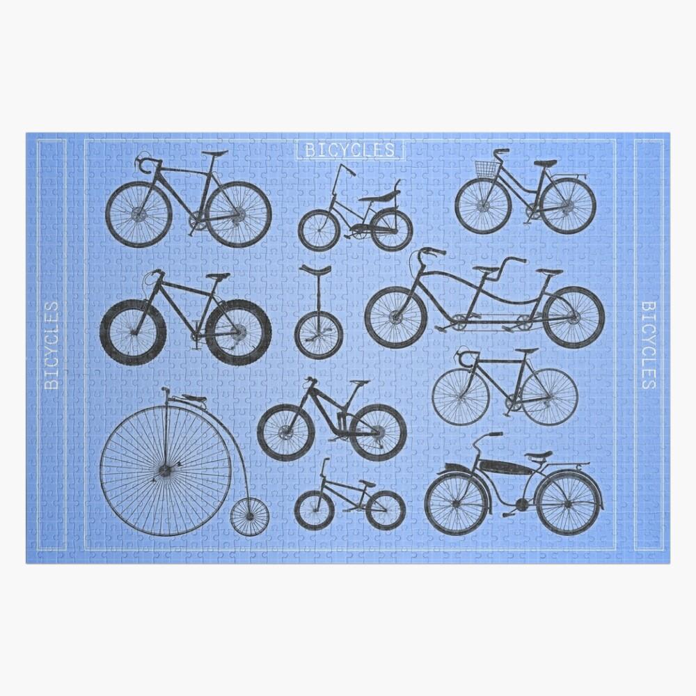 Mountain Bike Jigsaw Puzzle