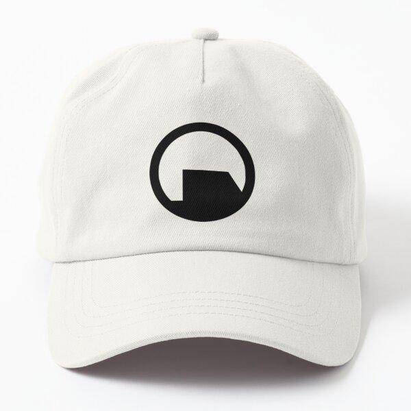 Black Mesa Half Life Logo Hat Dad Hat