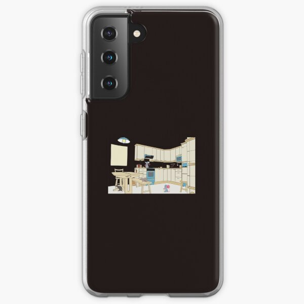 My Kitchen is haunted by rats. Samsung Galaxy Soft Case