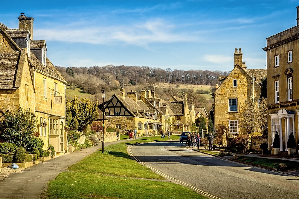 Broadway (Cotswold Village) by StephenRphoto
