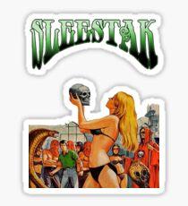 Sleestak - Snake Cult Sticker