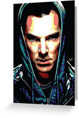 Benedict Cumberbatch: You Think Your World is Safe? by watsonedshezza